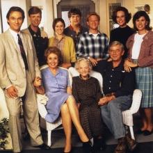 Waltons Thanksgiving TV movie