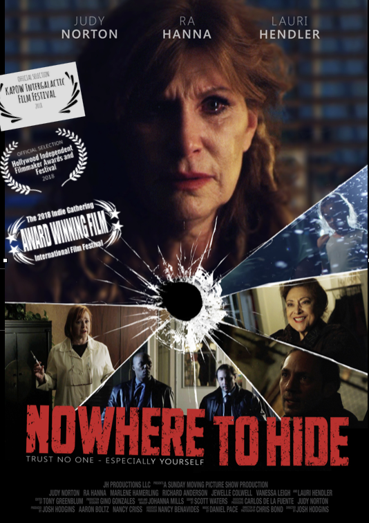 DVD Nowhere To Hide